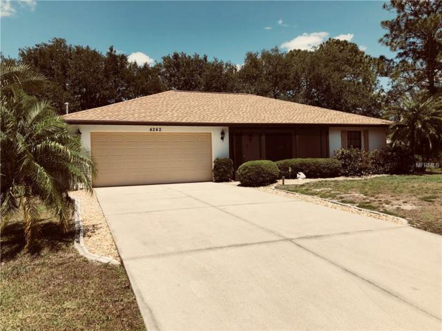 4242 Ulster Avenue, North Port, FL 34287 (MLS #C7400143) :: RE/MAX Realtec Group