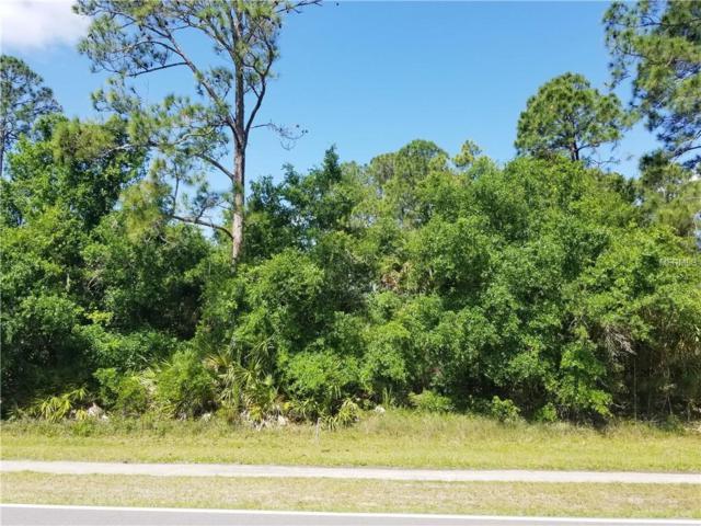 N Chamberlain Boulevard, North Port, FL 34286 (MLS #C7400158) :: G World Properties
