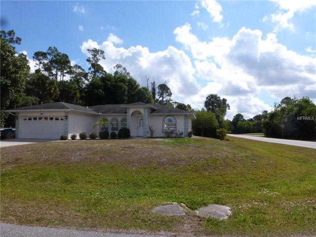 1526 Abalom Street, Port Charlotte, FL 33980 (MLS #C7400179) :: The Duncan Duo Team