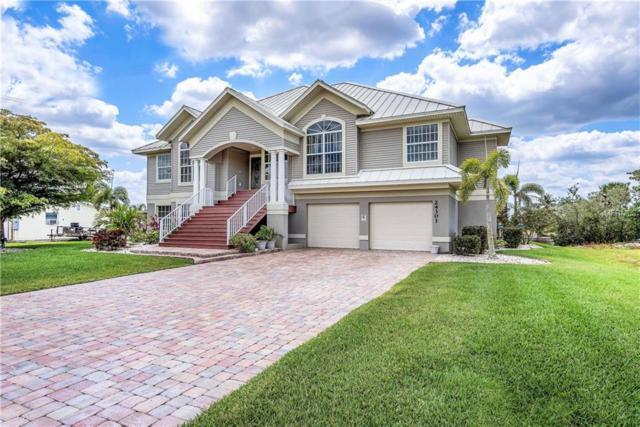 24301 Captain Kidd Boulevard, Punta Gorda, FL 33955 (MLS #C7400194) :: Godwin Realty Group