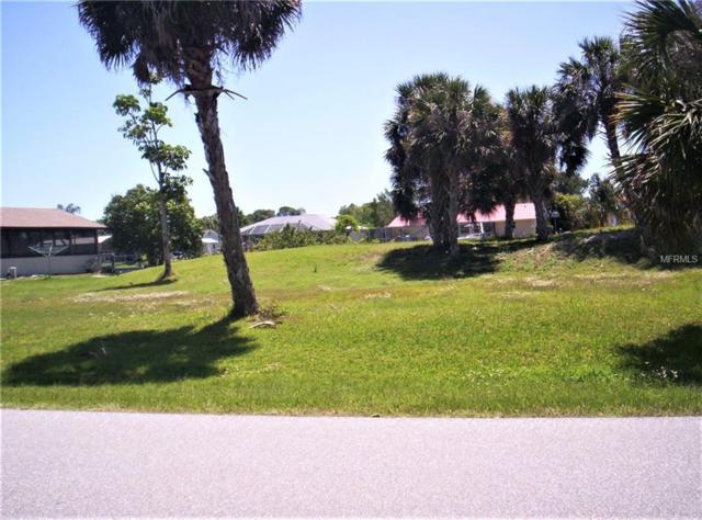 12405 Mitchell Terrace, Port Charlotte, FL 33981 (MLS #C7400205) :: G World Properties
