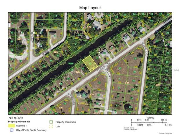 89 Theresa Boulevard, Port Charlotte, FL 33954 (MLS #C7400217) :: KELLER WILLIAMS CLASSIC VI