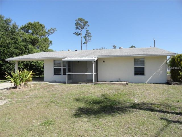 22320 Yonkers Ave. Avenue, Port Charlotte, FL 33952 (MLS #C7400228) :: Medway Realty