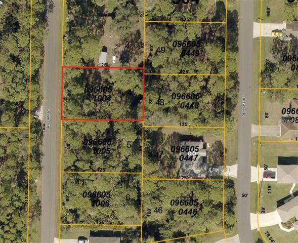 Killian Street, North Port, FL 34286 (MLS #C7400229) :: Griffin Group