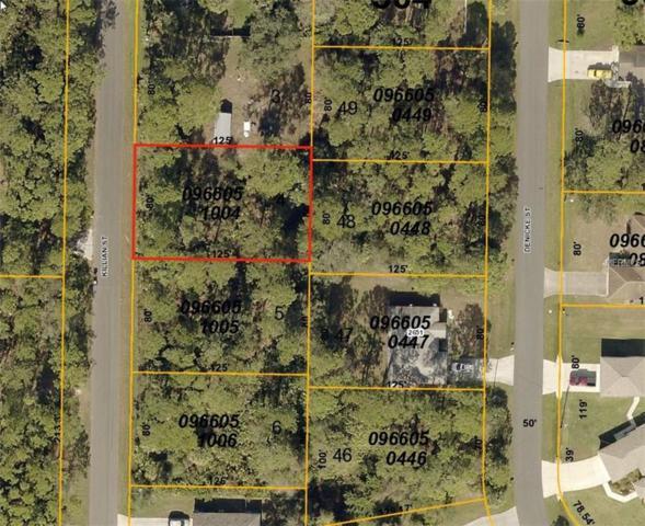 Killian Street, North Port, FL 34286 (MLS #C7400229) :: Medway Realty