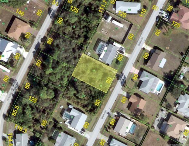 622 Hartford Drive NW, Port Charlotte, FL 33952 (MLS #C7400234) :: The Duncan Duo Team