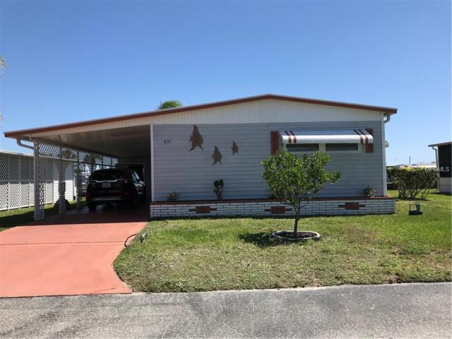 521 Tampico Drive, North Port, FL 34287 (MLS #C7400243) :: The Duncan Duo Team