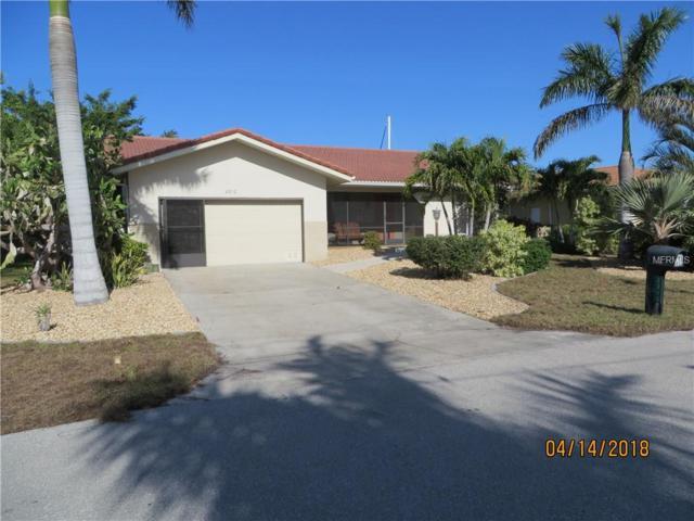 2310 Palm Tree Drive, Punta Gorda, FL 33950 (MLS #C7400266) :: The Lockhart Team