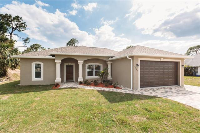 2581 Colonade Lane, North Port, FL 34286 (MLS #C7400286) :: Medway Realty
