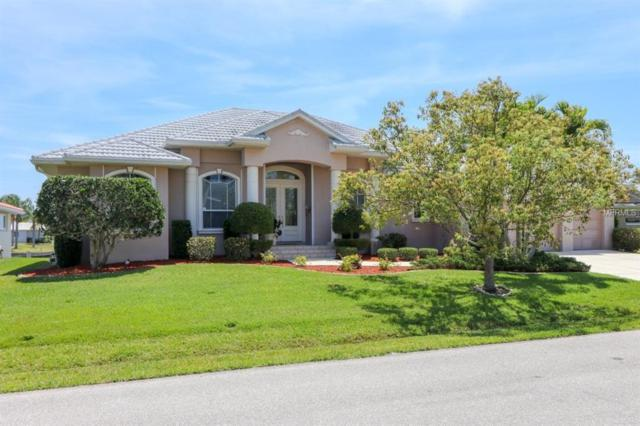 3818 San Lorenzo Drive, Punta Gorda, FL 33950 (MLS #C7400302) :: The Lora Keller & Jennifer Carpenter Team