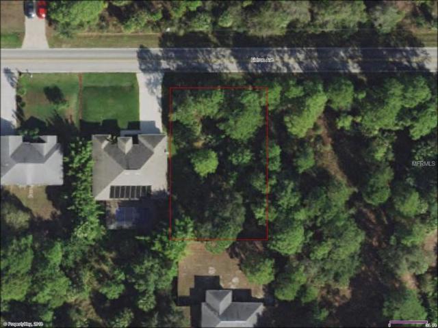 Eldron Avenue, North Port, FL 34286 (MLS #C7400306) :: The Duncan Duo Team