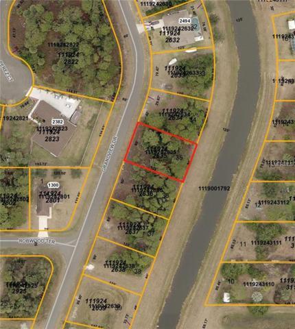 Grandview Drive, North Port, FL 34288 (MLS #C7400365) :: Team Pepka