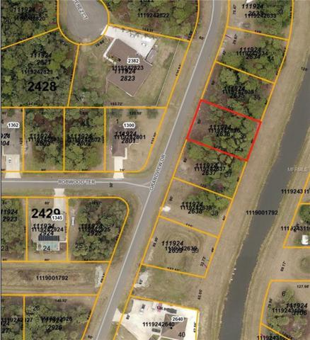 Grandview Drive, North Port, FL 34288 (MLS #C7400371) :: Team Pepka