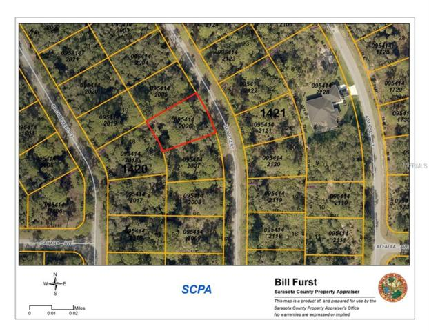 Kravitz Street, North Port, FL 34291 (MLS #C7400372) :: Griffin Group