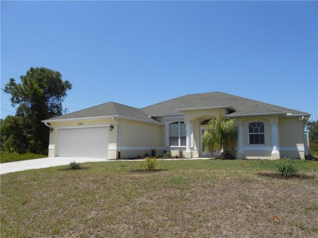5310 Iota Court, North Port, FL 34288 (MLS #C7400398) :: Medway Realty