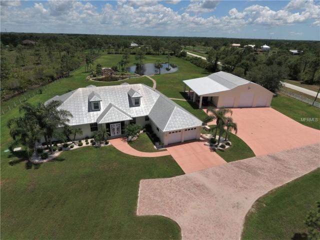 17801 Prairie Creek Boulevard, Punta Gorda, FL 33982 (MLS #C7400404) :: Griffin Group