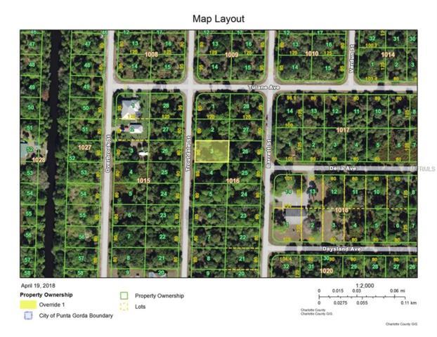 418 Troutdale Street, Port Charlotte, FL 33954 (MLS #C7400410) :: G World Properties