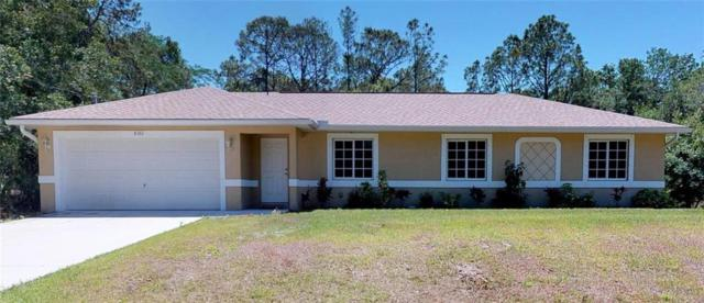 8361 Chorley Avenue, North Port, FL 34291 (MLS #C7400411) :: The Lora Keller & Jennifer Carpenter Team