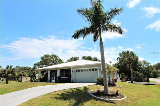 12069 Kimsey Avenue, Port Charlotte, FL 33981 (MLS #C7400436) :: The Duncan Duo Team