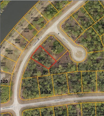 Hampshire Circle, North Port, FL 34288 (MLS #C7400482) :: Team Pepka