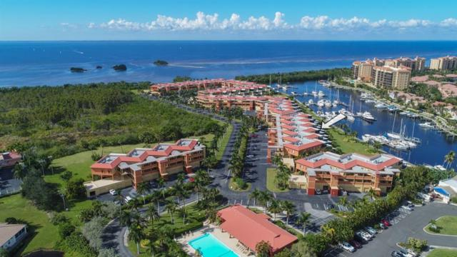3230 Southshore Drive 33B, Punta Gorda, FL 33955 (MLS #C7400498) :: The Duncan Duo Team