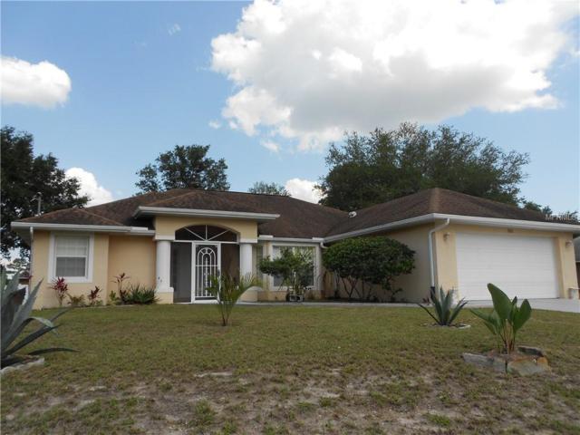 5701 Fairlane Drive, North Port, FL 34288 (MLS #C7400508) :: RE/MAX Realtec Group