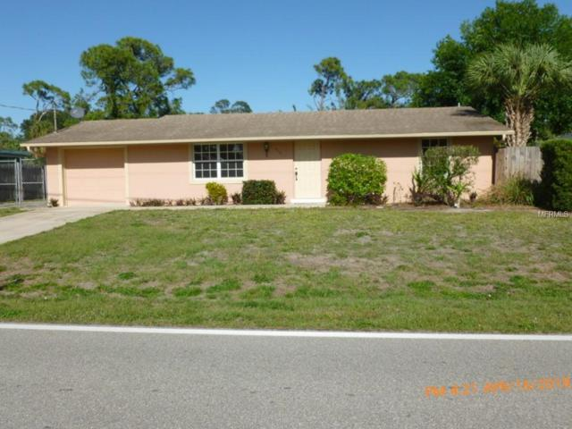 1116 Hinton Street, Port Charlotte, FL 33952 (MLS #C7400514) :: Griffin Group