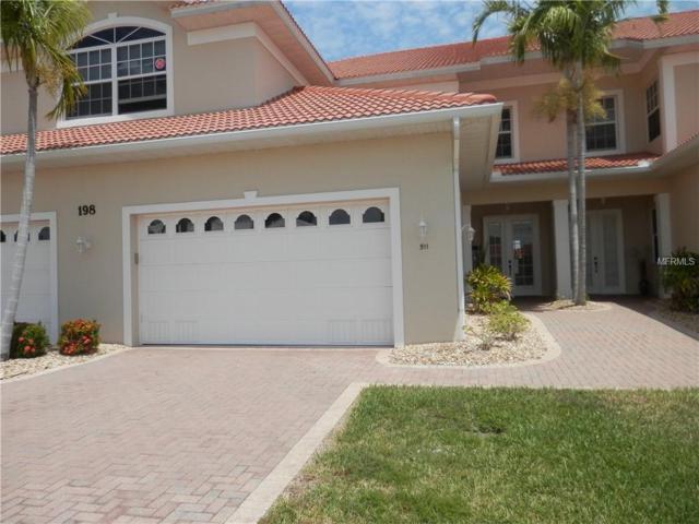 198 Hibiscus Drive #511, Punta Gorda, FL 33950 (MLS #C7400564) :: The Duncan Duo Team