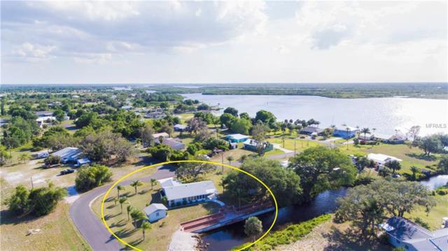 405 Ridgecrest Drive, Punta Gorda, FL 33982 (MLS #C7400568) :: RE/MAX Realtec Group