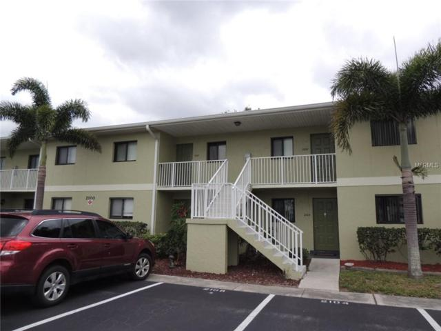 25225 Rampart Boulevard #2107, Punta Gorda, FL 33983 (MLS #C7400610) :: Medway Realty