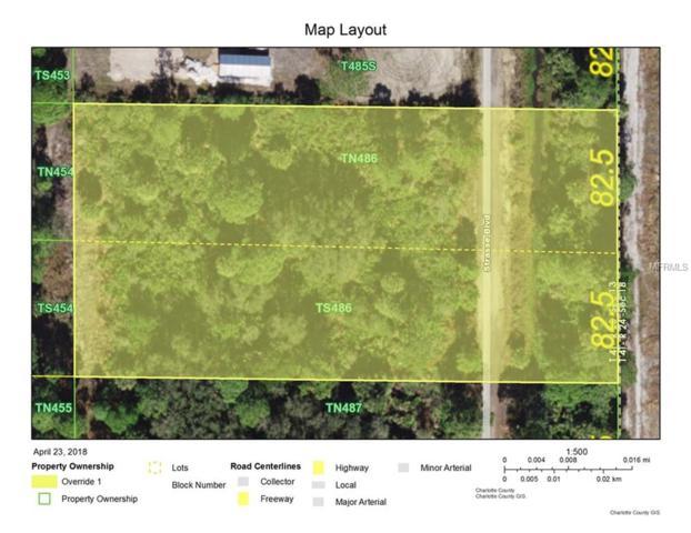 8085 Strasse Boulevard, Punta Gorda, FL 33982 (MLS #C7400639) :: The Lockhart Team