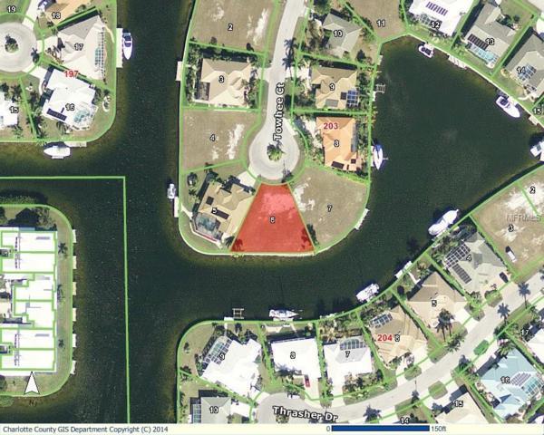 3630 Towhee Court, Punta Gorda, FL 33950 (MLS #C7400648) :: The Duncan Duo Team