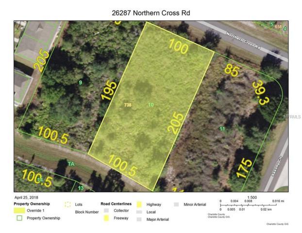 26287 Northern Cross Road, Punta Gorda, FL 33983 (MLS #C7400660) :: Griffin Group