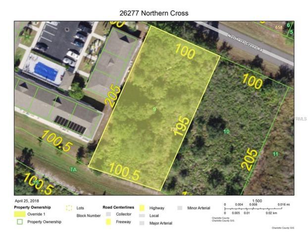 26277 Northern Cross Road, Punta Gorda, FL 33983 (MLS #C7400663) :: Griffin Group