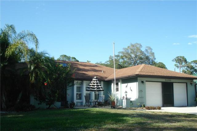 20300 Zelda Avenue, Port Charlotte, FL 33952 (MLS #C7400803) :: The Duncan Duo Team