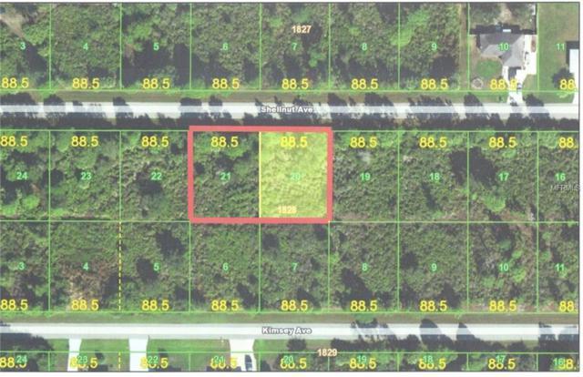 12125 Shellnut Avenue, Port Charlotte, FL 33981 (MLS #C7400808) :: The Duncan Duo Team