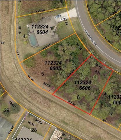 Lots 5 & 6 Maplewood Terrace, North Port, FL 34288 (MLS #C7400908) :: Team Pepka
