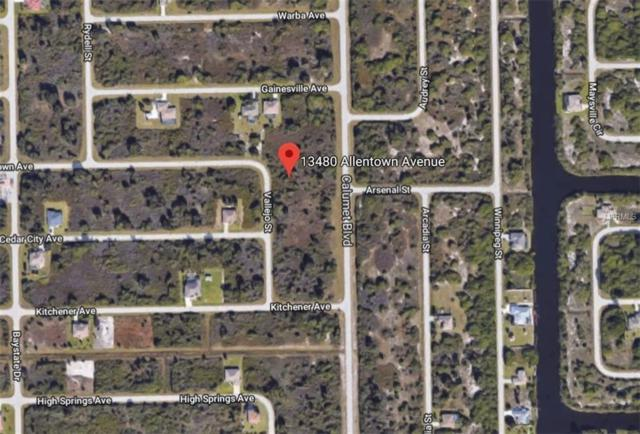 13480 Allentown Ave, Port Charlotte, FL 33981 (MLS #C7401001) :: Griffin Group