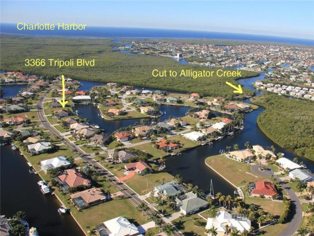 3366 Tripoli Boulevard, Punta Gorda, FL 33950 (MLS #C7401054) :: The Duncan Duo Team