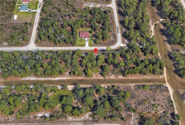 1836 Marlboro Lane, Lehigh Acres, FL 33972 (MLS #C7401107) :: Homepride Realty Services
