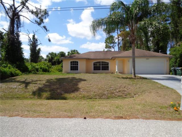 2323 Pilger Avenue, North Port, FL 34286 (MLS #C7401127) :: The Duncan Duo Team