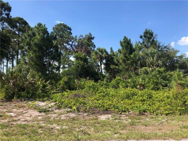 Lot 21 Redstone Ave, North Port, FL 34288 (MLS #C7401144) :: The Duncan Duo Team