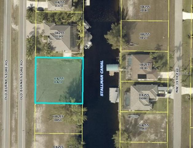 1445 Old Burnt Store Road N, Cape Coral, FL 33993 (MLS #C7401193) :: Baird Realty Group