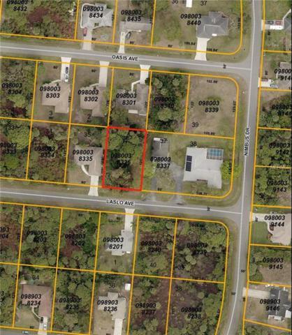 Laslo Avenue, North Port, FL 34287 (MLS #C7401210) :: The Duncan Duo Team