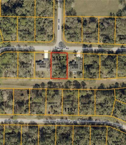 Musa Road, North Port, FL 34286 (MLS #C7401211) :: The Duncan Duo Team