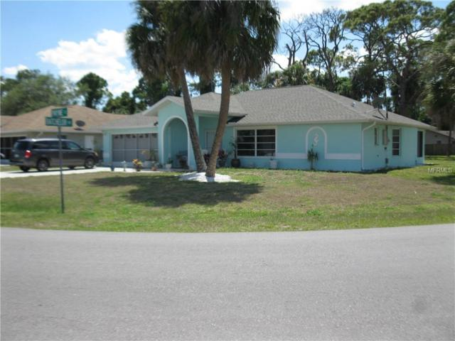 4615 Payne Street, North Port, FL 34287 (MLS #C7401213) :: Team Suzy Kolaz