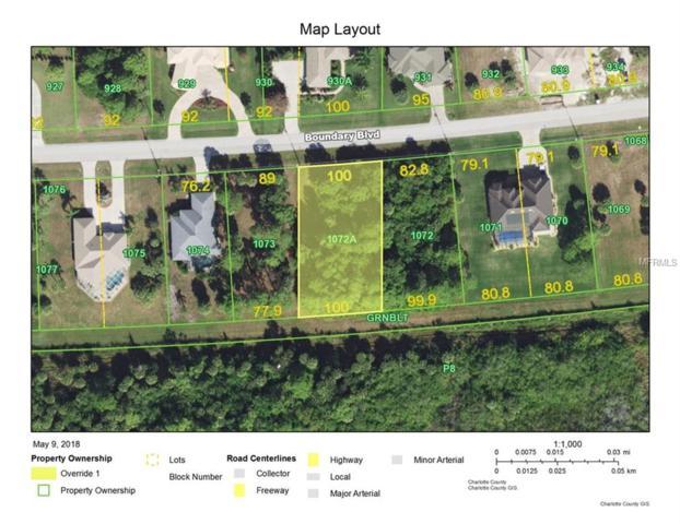 1185 Boundary Boulevard, Rotonda West, FL 33947 (MLS #C7401227) :: Team Pepka