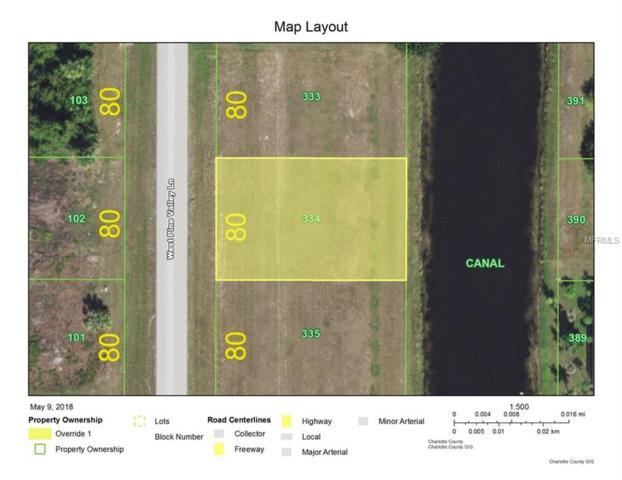 238 W Pine Valley Lane, Rotonda West, FL 33947 (MLS #C7401246) :: Team Pepka