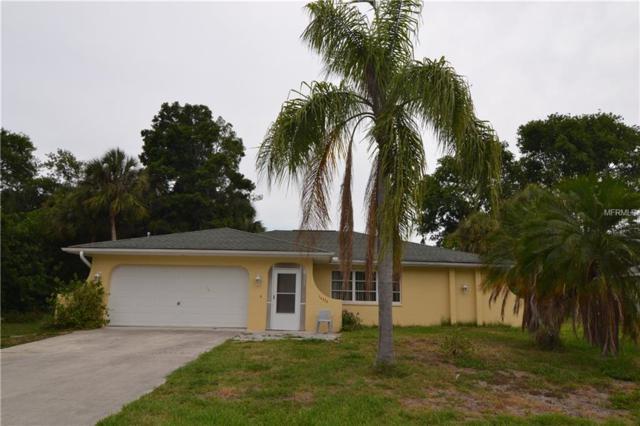 14476 Keene Avenue, Port Charlotte, FL 33953 (MLS #C7401282) :: The Lockhart Team