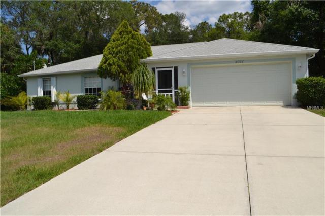 4924 Ariton Road, North Port, FL 34288 (MLS #C7401286) :: The Duncan Duo Team